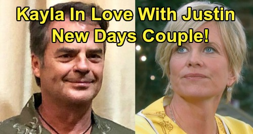Days of Our Lives Spoilers: Kayla in Love with Justin After Time Jump – Adrienne's Death and Steve Divorce Bring New Romance?