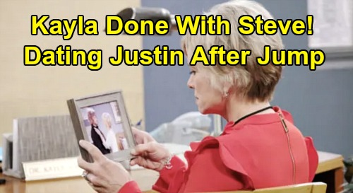Days of Our Lives Spoilers: Kayla's Romantic Evening With Justin - Moves On From Steve, With New Beau Now