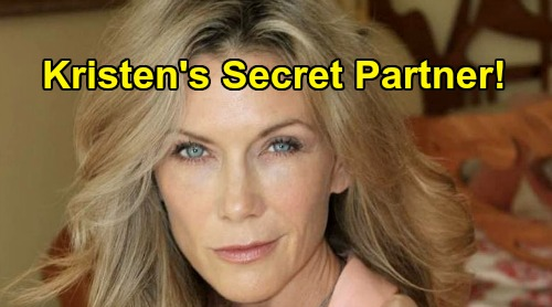 Days of Our Lives Spoilers: Kristen's Not Calling The Shots Alone - Who Is Her Secret Partner?