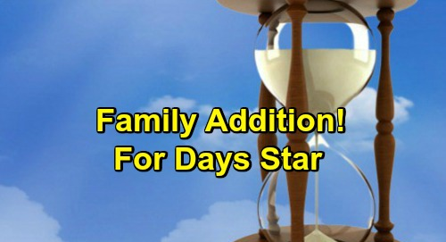 Days of Our Lives Spoilers: DOOL Star Celebrates a Family Addition – Shares Exciting News with Fans
