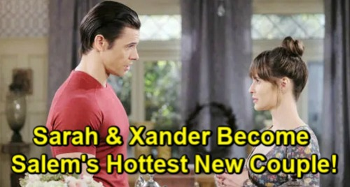 Days of Our Lives Spoilers: Linsey Godfrey Reveals Sarah Horton's True Feelings for Xander