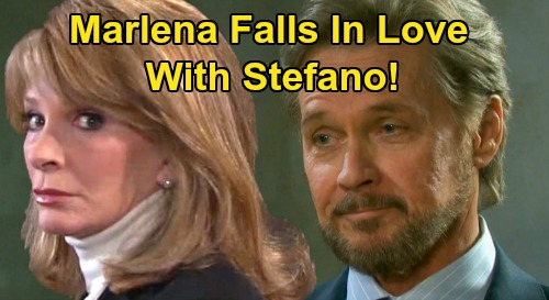 Days of Our Lives Spoilers: Marlena Falls In Love With Stefano - Dr. Rolf's Personality Transplant Nightmare