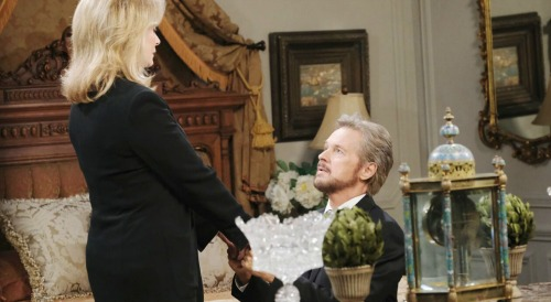 Days of Our Lives Spoilers: Marlena Stunned by Stefano's Maison Blanche Marriage Proposal – Creepy Wedding Historical Backdrop