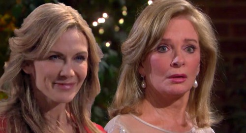 Days of Our Lives Spoilers: Nicole Loses It on Marlena - Fierce Outburst Puts Kristen's Longtime Enemy Hot on the Trail