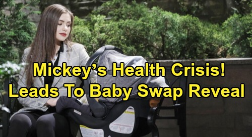 Days of Our Lives Spoilers: Mickey's Health Crisis - Leads To Baby Swap Reveal?