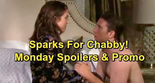 Days of Our Lives Spoilers: Monday, February 18 – Chabby Makes Love, Plan Paris Future – Ciara and Ben Stop Deadly Jordan