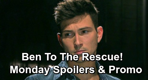 Days of Our Lives Spoilers: Monday, June 10 – Ben Races to Save Tripp and Haley – Eve Gets More Ammo – Rafe Rejects Lani