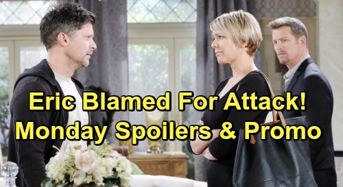 Days of Our Lives Spoilers: Monday, June 3 – Xander and Maggie Bond – Stefan Rages At Gabi – Nicole Accuses Eric of Attack