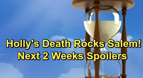 Days of Our Lives Spoilers Next 2 Weeks: Holly's Kidnapping Tragedy - Leads To Heartbreaking Death After Horrific Accident?