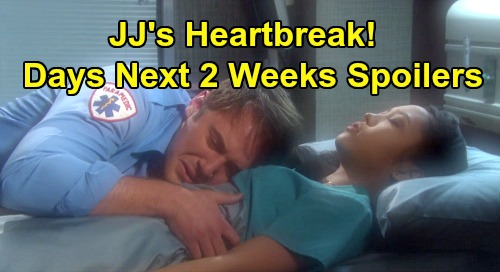 Days of Our Lives Spoilers Next 2 Weeks: Shawn's Tricky Task – Eli's Steamy Lani Dream – JJ's Haley Heartbreak – Baby Swap Chaos