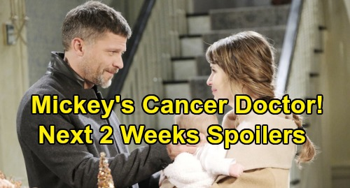 Days of Our Lives Spoilers Next 2 Weeks: Mickey Needs Cancer Specialist in Boston – Marlena's Ultimatum - Kristen Shocks Gabi