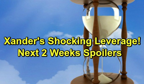 Days of Our Lives Spoilers Next 2 Weeks: Hope Searches for Missing Ciara – Leo Freaks as Mom Arrives – Xander Shocking Leverage
