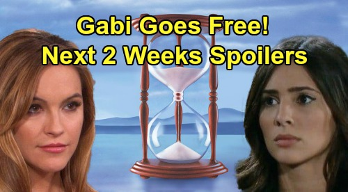 Days of Our Lives Spoilers Next 2 Weeks: Evan Busted For Murder – Gabi Saves Baby Mickey – Eli & Lani's Reunion