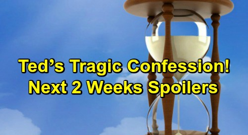 Days of Our Lives Spoilers Next 2 Weeks: Ben's Arrest - Ted's Tragic Confession – Kristen Tricks Stefan – Abe's Exciting Offer