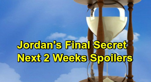Days of Our Lives Spoilers Next 2 Weeks: Jordan Spills Huge Secret – Leo Loses New Dad - Stefan Seduces Gabi