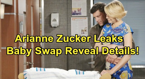 Days of Our Lives Spoilers: Arianne Zucker Leaks Baby Swap Reveal Details – Nicole Does the Right Thing Despite Eric's Pain