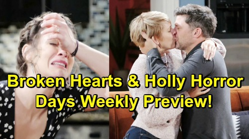 Days of Our Lives Spoilers: Week of April 29 Preview – Disturbing Discoveries, Broken Hearts and Desperate Searches