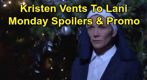 Days of Our Lives Spoilers: Monday, December 30 – Gabi's Shocking Discovery – Furious Kristen Vents to Lani – Marlena and 'Hope' Face Off