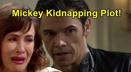 Days of Our Lives Spoilers: Sarah Plots Kidnapping After Baby Swap Reveal – Begs Xander to Help Flee with Mickey?