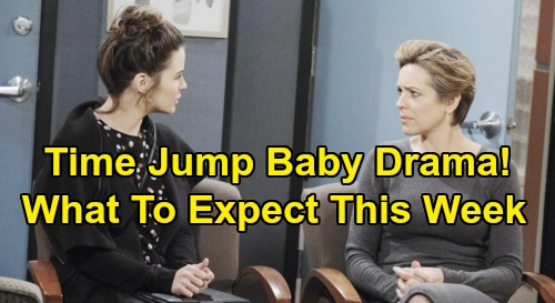 Days of Our Lives Spoilers: Stefano DiMera Reaches Out - Baby Drama, New Couples and Gabi's Revenge - What To Expect Post Time Jump
