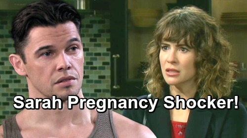 Days of Our Lives Spoilers: Sarah Pregnancy Shocker - Fling With Xander Comes Back To Bite