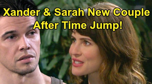 Days of Our Lives Spoilers: Sarah Touched By Xander's Devotion - New Couple Together After Time Jump?