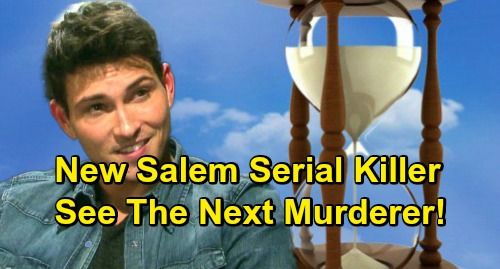 Days of Our Lives Spoilers: New Serial Killer Story For May Sweeps - Who Will Be Salem's Next Murderer?
