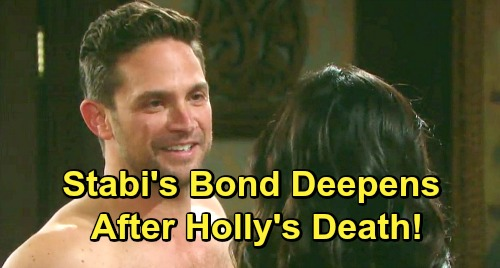 Days of Our Lives Spoilers: Chloe Busts Stefan With Gabi, Breaks Up – Holly's Death Deepens Stabi's Bond