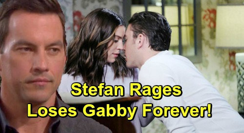 Days of Our Lives Spoilers: Stefan Rages, Loses Gabby Forever - Abigail and Chad Marry, Leave Salem