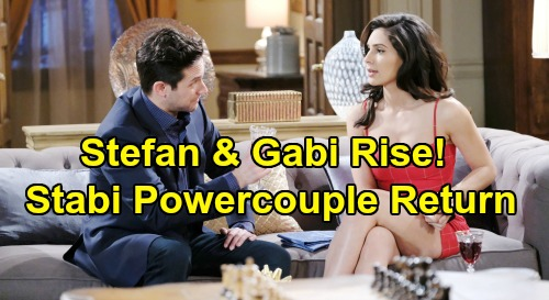 Days of Our Lives Spoilers: Gabi & Stefan Rise as Powercouple Again – 'Stabi' Battles and Victories Follow Cemetery Surprise