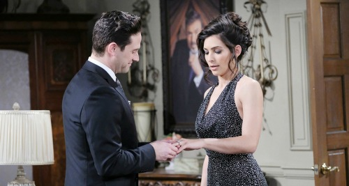 Days of Our Lives Spoilers: Brandon Barash Return Video, Stefan DiMera First Airdate – Camila Banus Spreads 'Stabi' Love