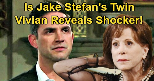 Days of Our Lives Spoilers: Vivian Alamain Reveals If Jake Is Stefan or Secret Twin – Mom's Complicated Reunion with Son