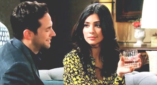Days of Our Lives Spoilers: Stefan and Gabi Truly Make Love, Ditch Raging Hookups – Will Stabi Still Sizzle Without Angry Lust?