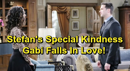 Days of Our Lives Spoilers: Stefan Offers Special Kindness - Gabi Falls In Love