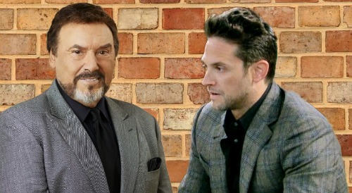 Days of Our Lives Spoilers: Stefano's Microchip Implanted Into Stefan DiMera - The Phoenix Rises Again As His Own Son?