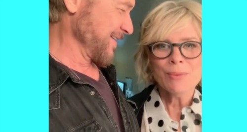 Days of Our Lives Spoilers: Stephen Nichols Shares Behind-The-Scenes Video From DOOL Dressing Room - Patch Returns