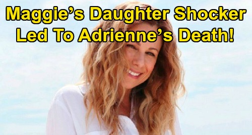Days of Our Lives Spoilers: Marie Wilson Returns as Summer Townsend - Maggie's Forgotten Daughter Led to Adrienne's Death