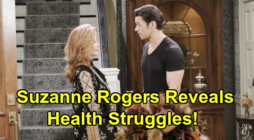 Days of Our Lives Spoilers: Suzanne Rogers Intense Health Struggles – Maggie Kiriakis' Tragic Story Took Toll on DOOL Star