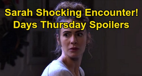 Days of Our Lives Spoilers: Thursday, April 23 – Kristen Stabs Victor – Sarah Shocking Meeting – Maggie's Horrifying News