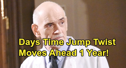 Days of Our Lives Spoilers: Time Jump Twist Revealed & Explained – Characters and Stories Pushed Into the Future