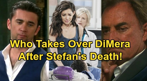 Days of Our Lives Spoilers: Stefan's Death Brings DiMera Family Crisis - Who Will Take Over DiMera Enterprises?