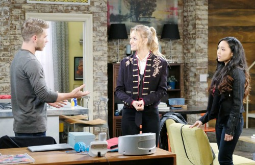 Days of Our Lives Spoilers Next 2 Weeks: Eve's Top-Secret Video, Claire's New Partner in Crime – Will and Sonny's Lucky Leo Break