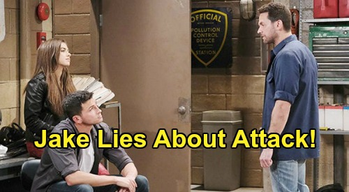 Days of Our Lives Spoilers: Friday, May 8 Update – Jake Hides Attack Truth From Ben – Xander's Confession Infuriates Victor
