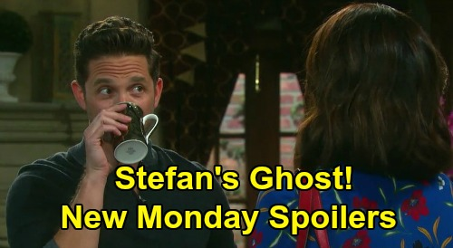 Days of Our Lives Spoilers: Monday, April 27 Update – Jake Says Ben's Seen a Ghost - Abigail Mental Breakdown – Brady Takes Blame for Kristen
