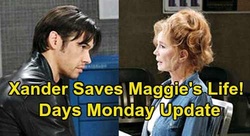 Days of Our Lives Spoilers Update: Monday, May 18 – Maggie Survives Suicide After Xander's Rescue - David's Horrifying Abduction