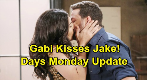Days of Our Lives Spoilers: Monday, May 4 Update – Lani Helps Kristen Escape – Gabi Kisses Jack - Abby's Next Hallucination