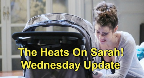 Days of Our Lives Spoilers: Wednesday, April 22 Update – Heats On Fugitive Sarah - Gabi Fights to Make Stefan Proud