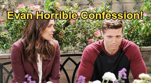 Days of Our Lives Spoilers: Wednesday, April 29 Update – Evan Spills Shocking Secret - Gabi Denies Drugging Abigail, Rafe Agrees