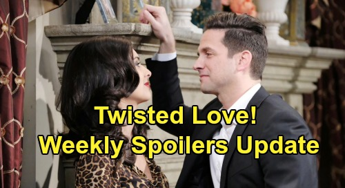 Days of Our Lives Spoilers: Week of August 5 Update – Wrongful Arrest, Heartbreaking Blows and Twisted Love