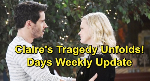 Days of Our Lives Spoilers: Week of July 1 Update – Violent Showdowns, Hospital Drama and Shocking Discoveries